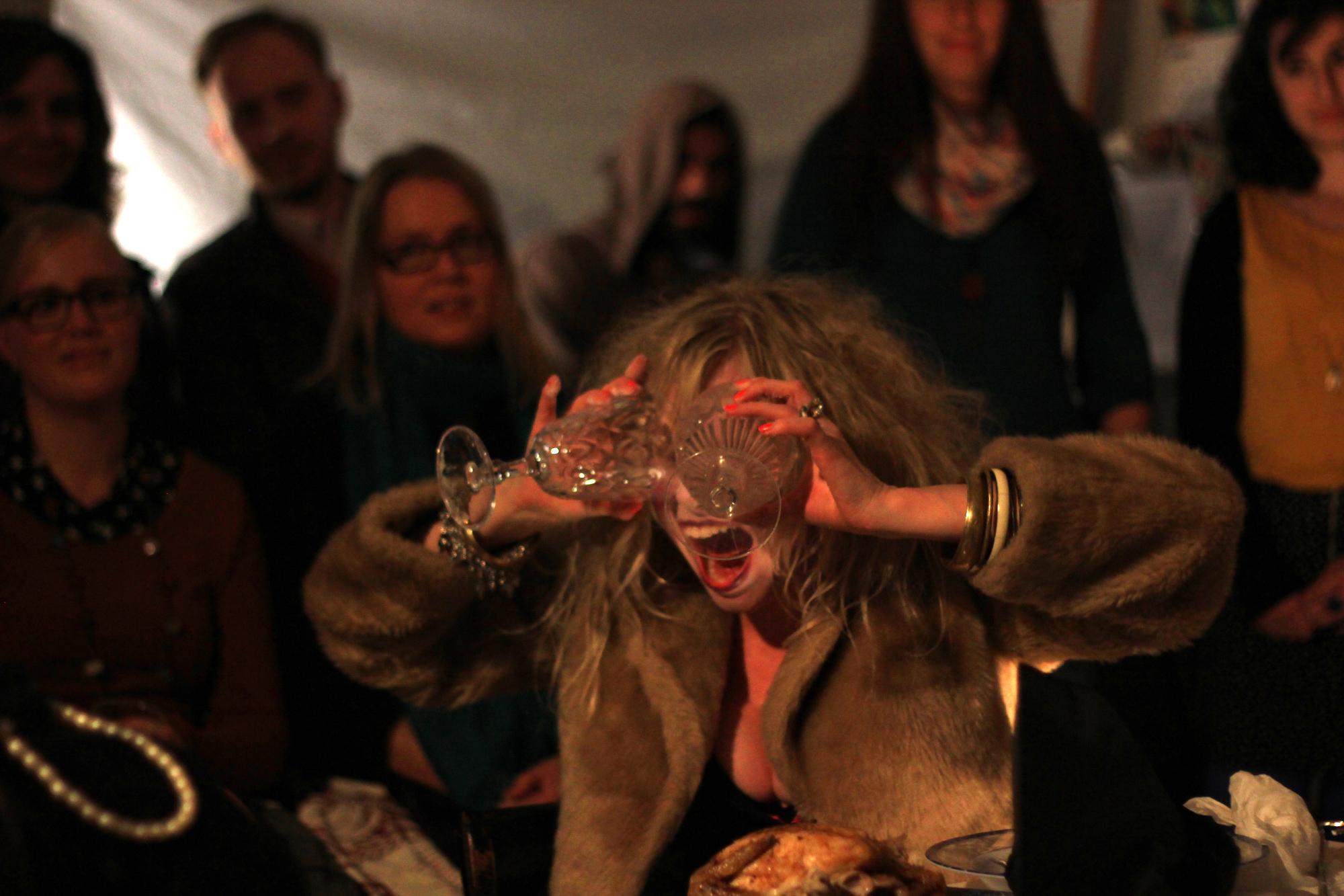 Réplika Teatro (ESP)  #Residency – Leading Project Variaciones en torno a El Éxtasis de los Insaciables Altofest