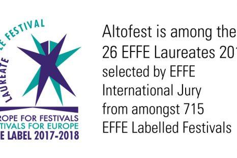 Altofest EFFE Laureate 2017