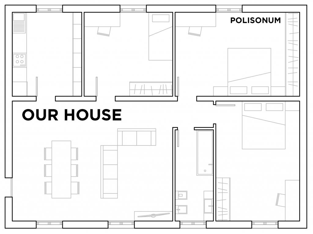 Polisonum (ITA)  Our House Altofest