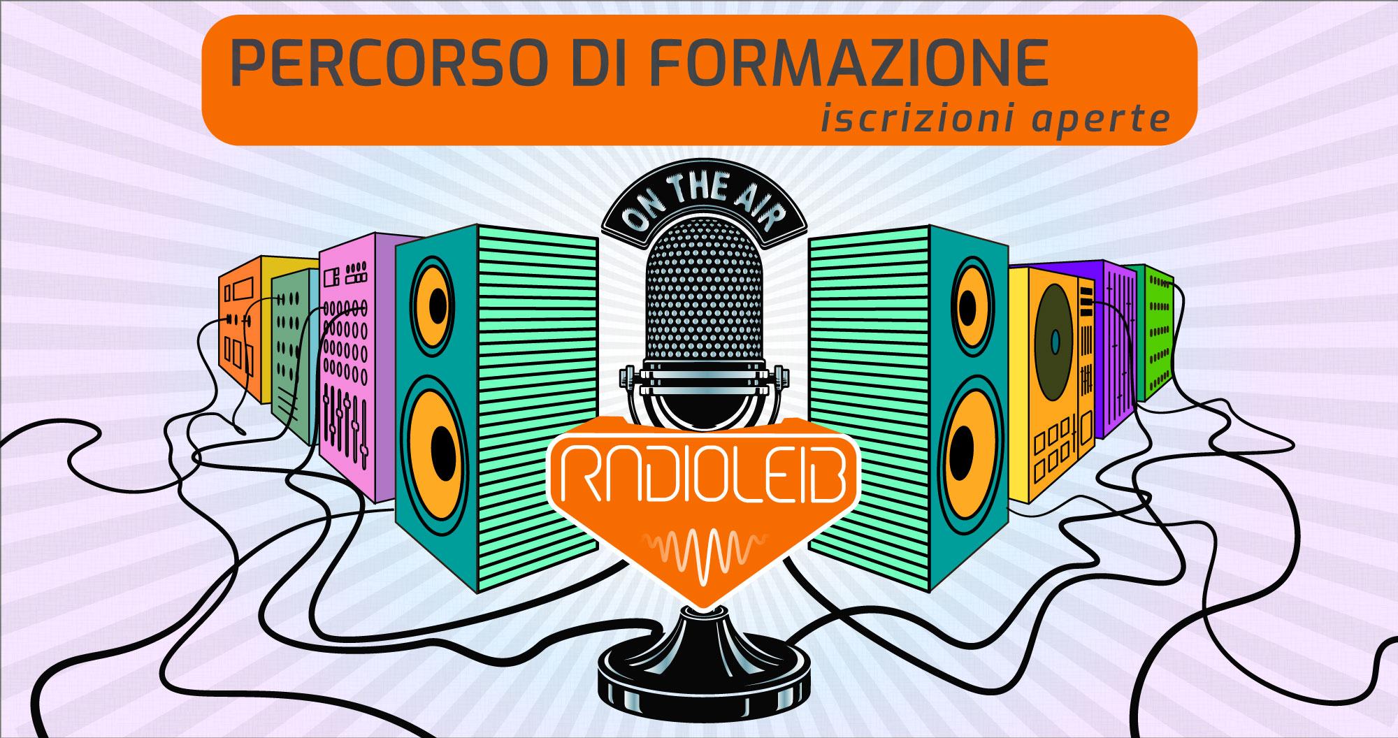 RADIO LEIB – PERCORSO DI FORMAZIONE